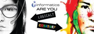 Are you Creative? or Logical?