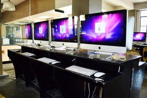 iMac Laboratory.